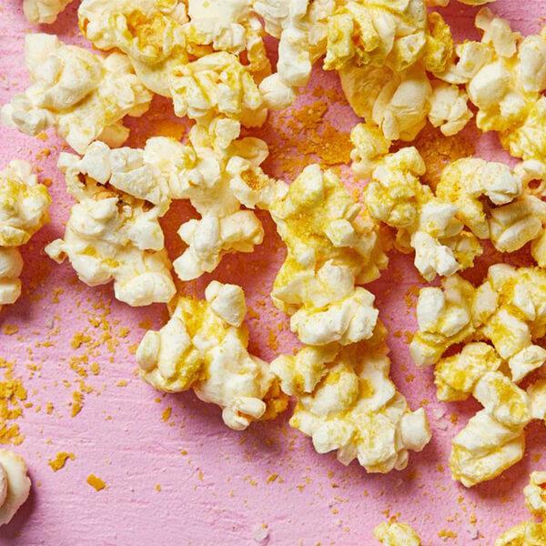 goop Vegan Cheesy Popcorn
