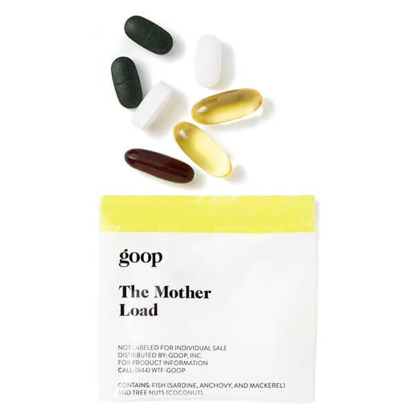 goop Wellness THE MOTHER LOAD