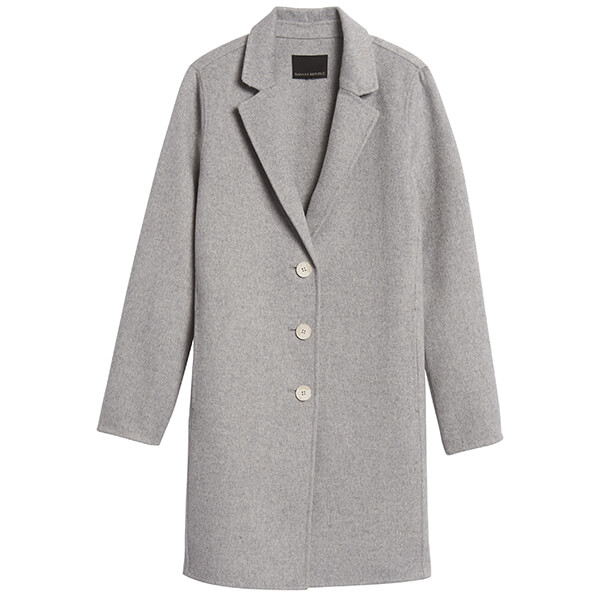 Banana Republic Topcoat