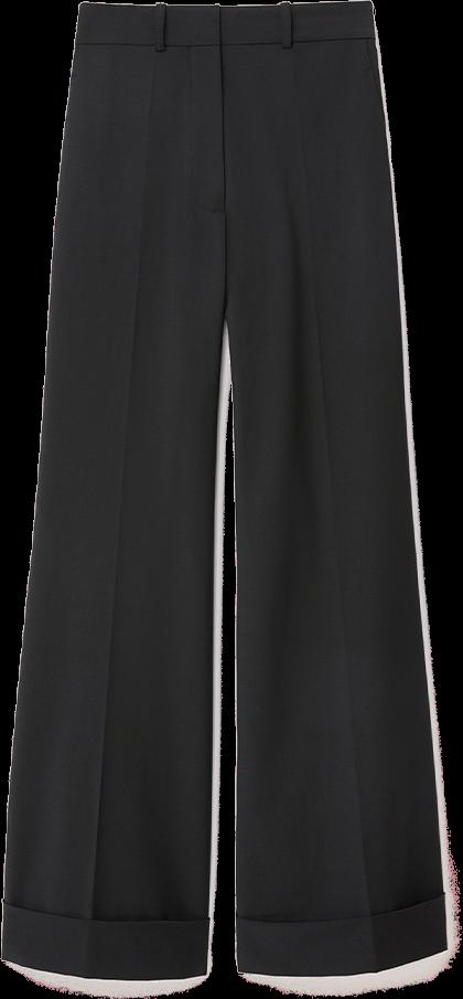 Patrick Wide-Cuff Pants