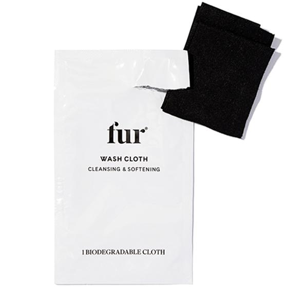fur wash cloth