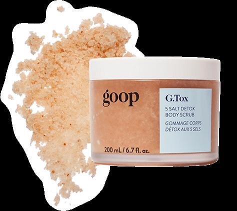 goop Beauty G.Tox Body Scrub