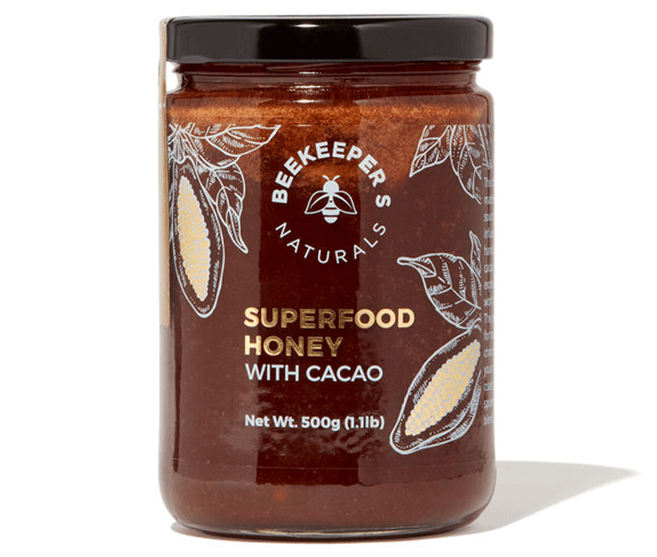 eekeeper's Naturals SUPERFOOD CACAO HONEY