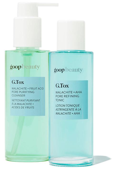 goop Beauty G.Tox Pore Detox Duo