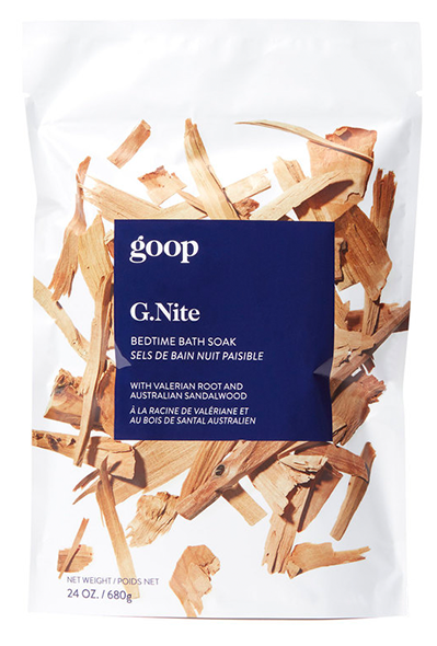 goop Beauty G.Nite Bedtime Bath Soak