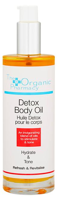 The Organic Pharmacy Detox Body Oil