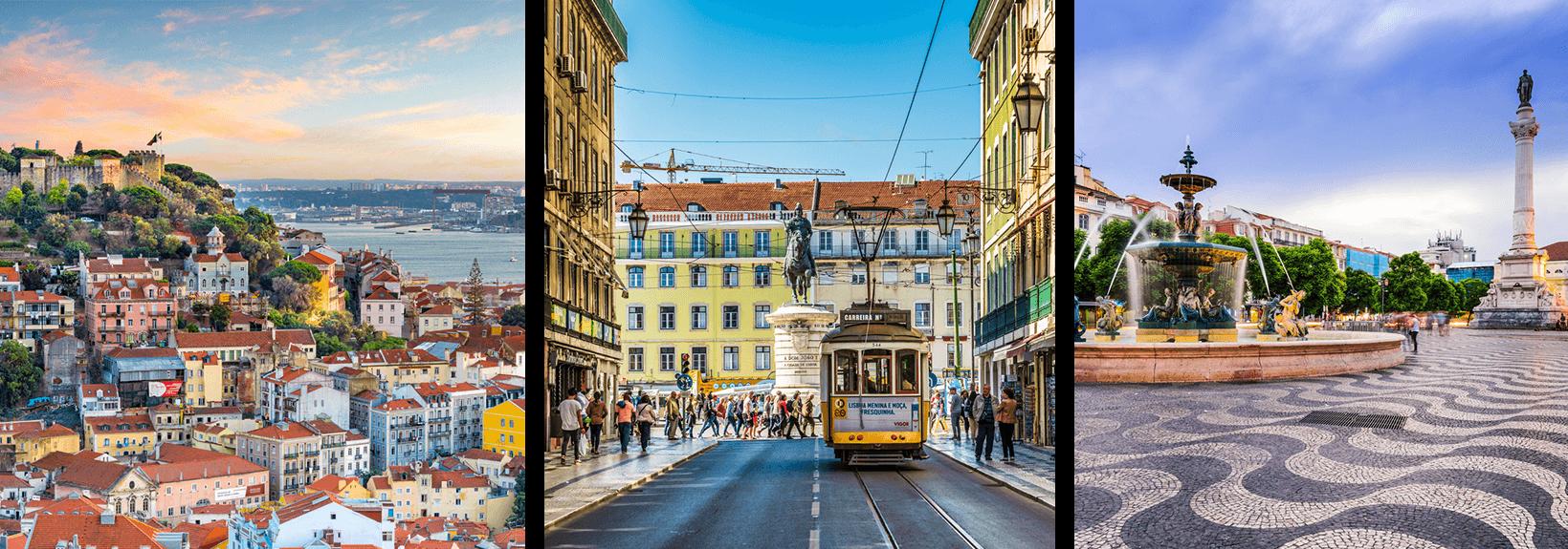 Lisbon sightseeing locations