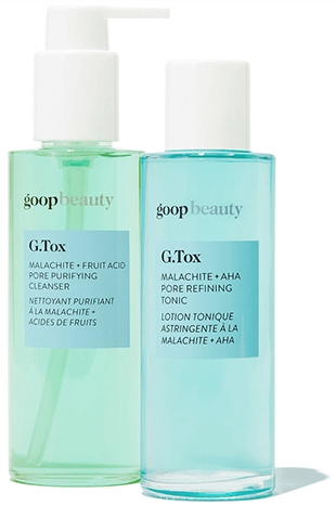 goop Beauty G. Tox Pore Detox Duo