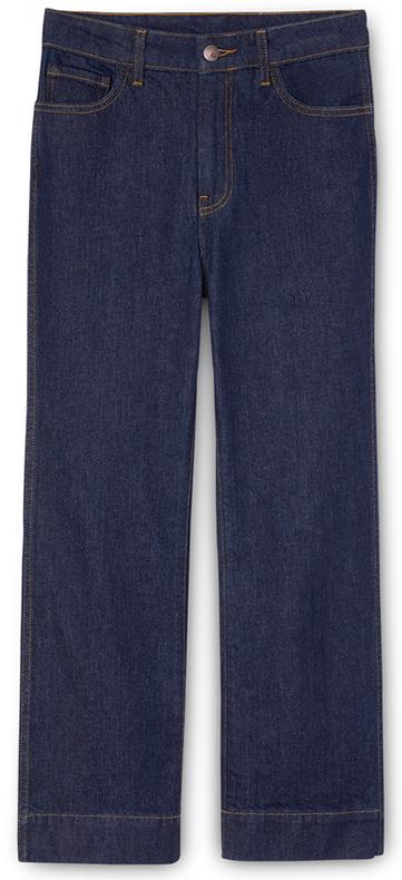 G. Label Annamarie Straight-Leg Jeans