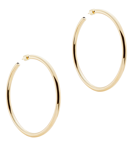 Jennifer Fisher x goop Hoops