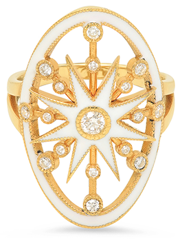 Colette Jewelry Star Ring