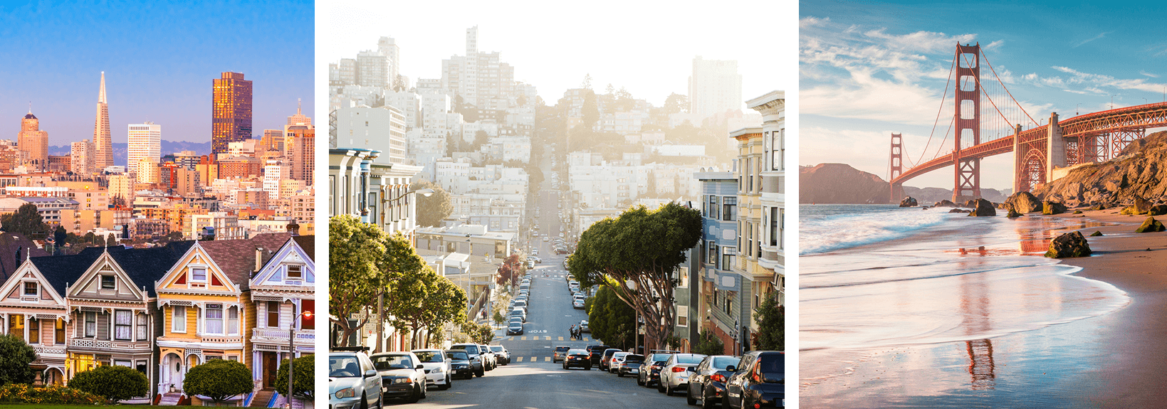 San Francisco sightseeing locations