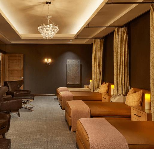 spa massage beds