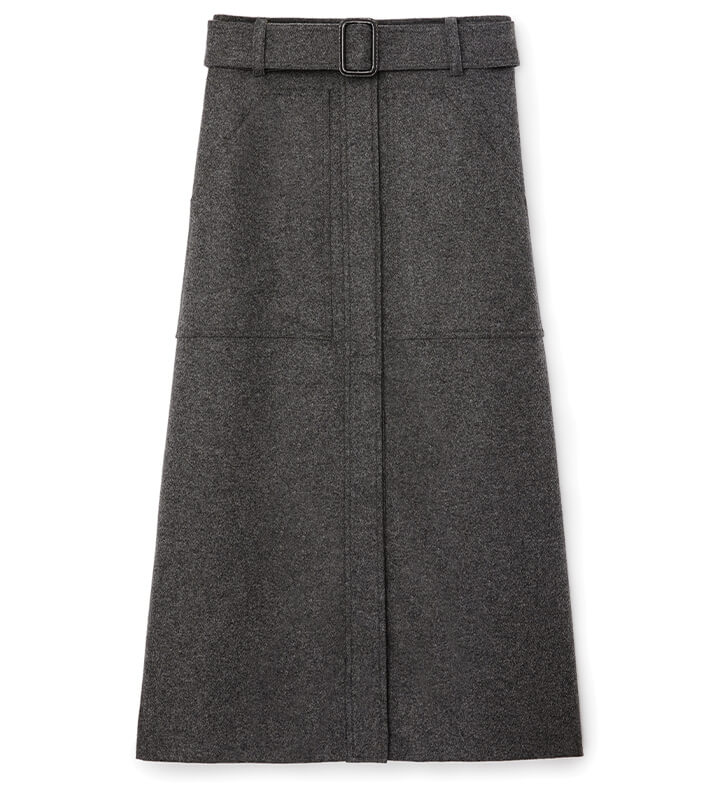 Danielson Midlength Skirt