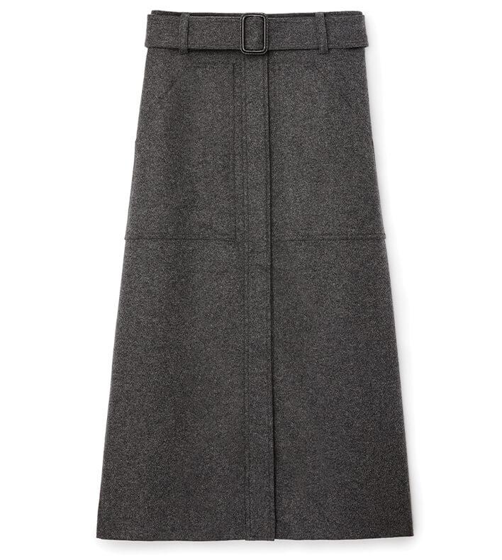 Danielson Midlength Skirt