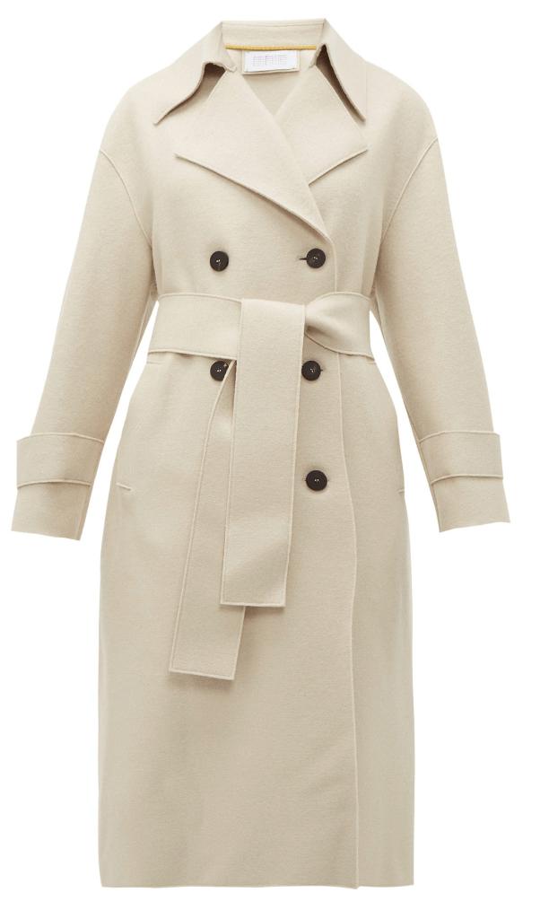 Harris Wharf London coat