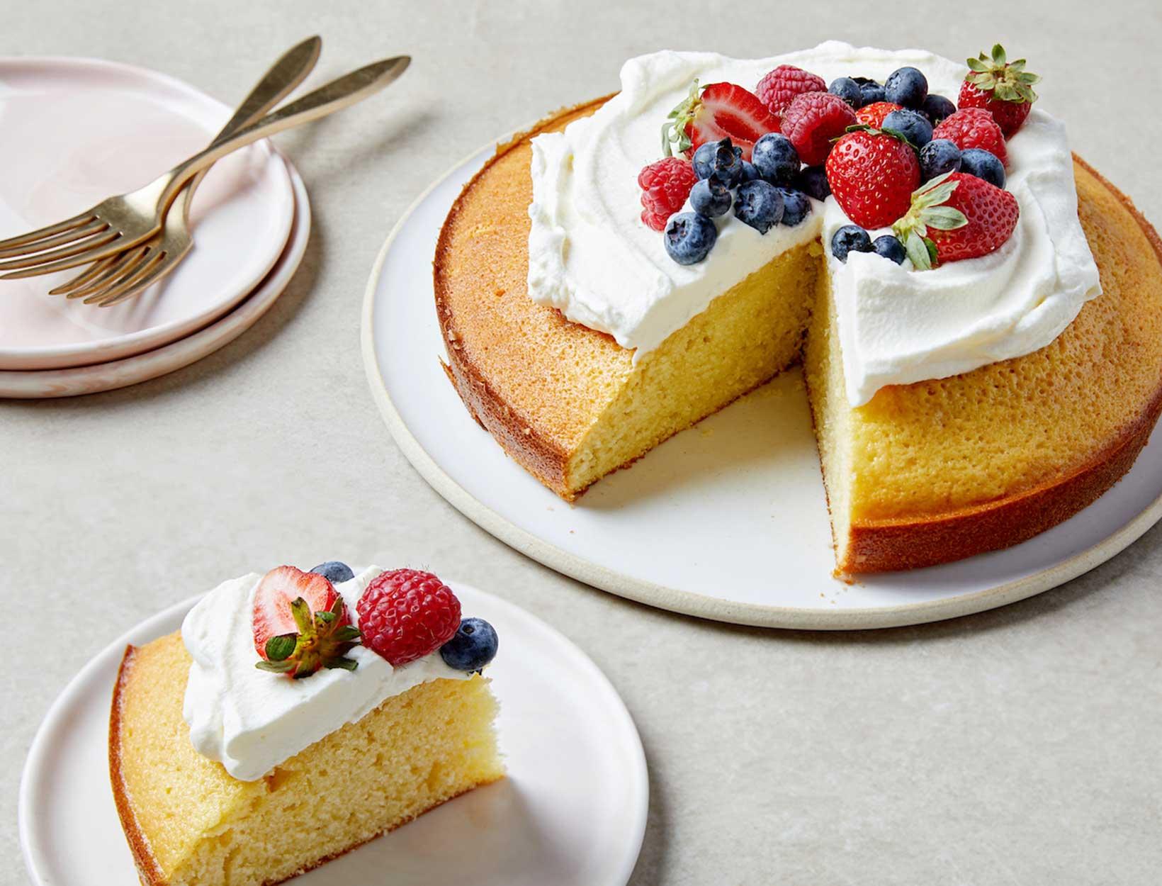 Better Boxed Cake