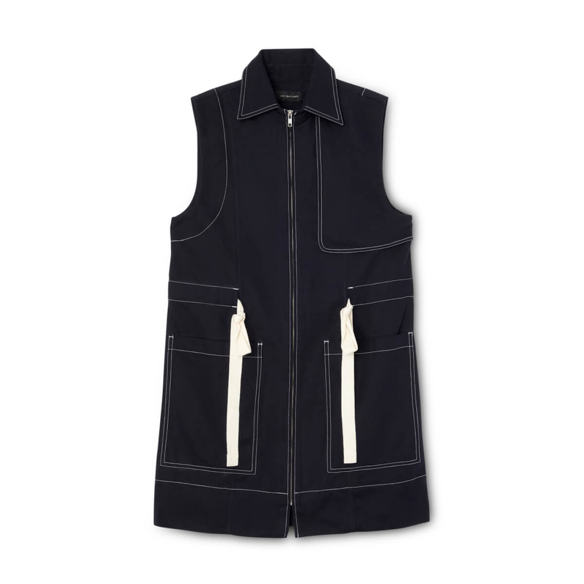 Lee Mathews vest