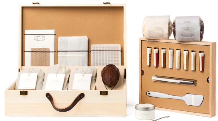 Dandelion Chocolate Chocolate Maker Kit