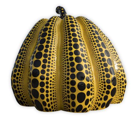 Yayoi Kusama Yayoi Kusama pumpkins