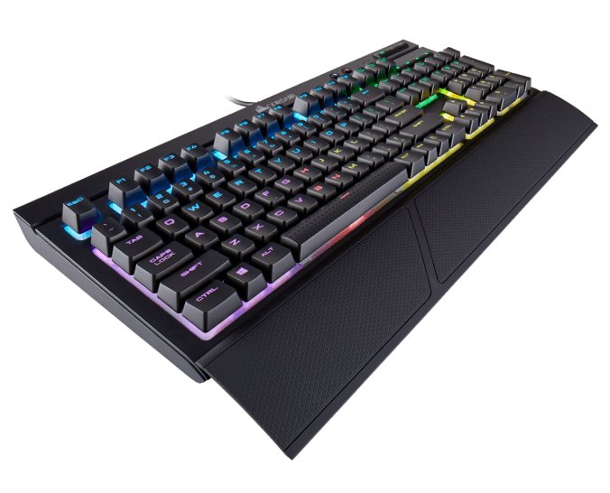 Corsair Rapidfire Mechanical Gaming Keyboard