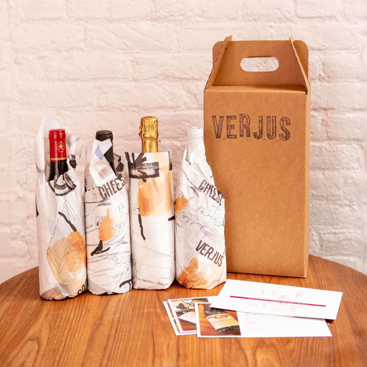 Verjus Wine Club de Presse
