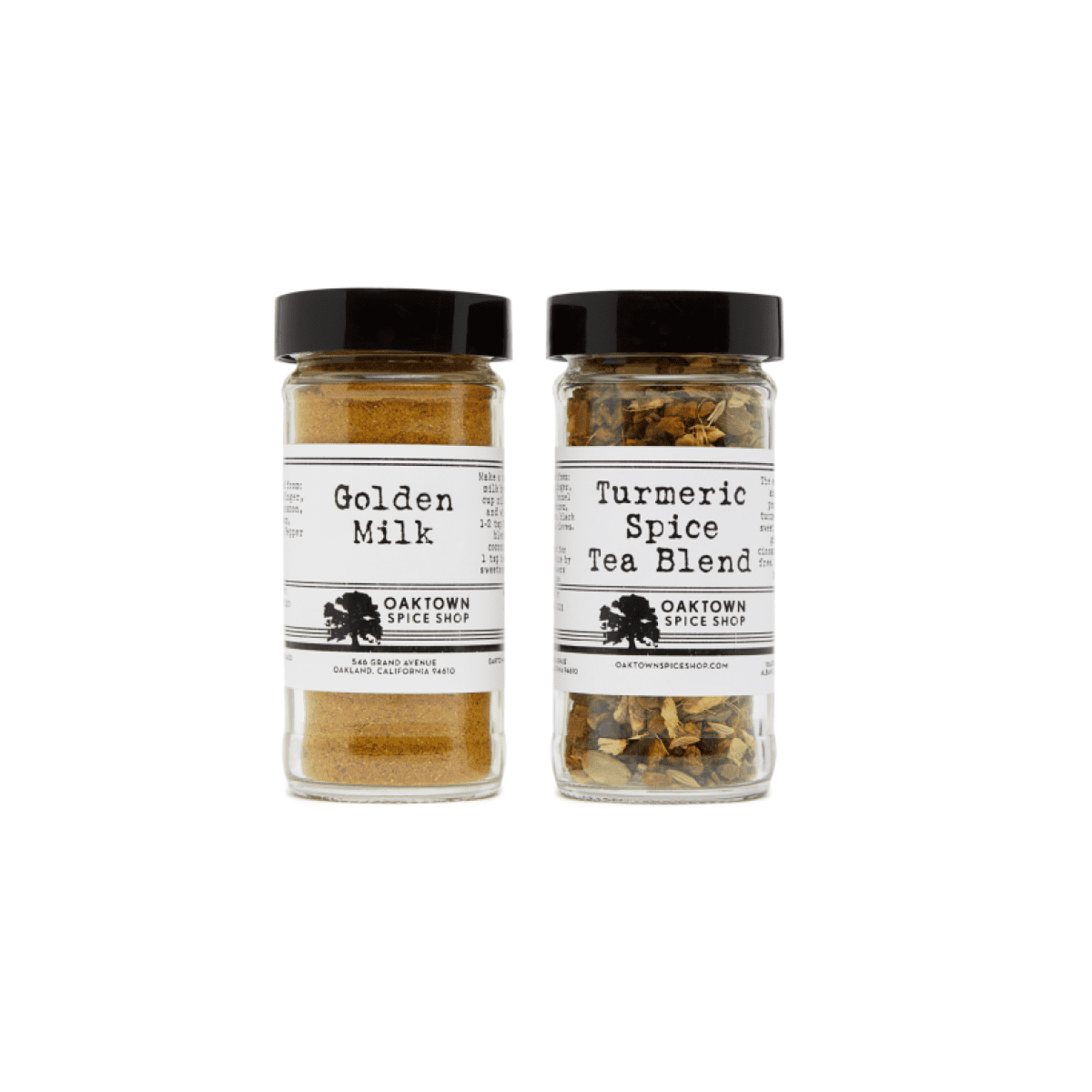 Oaktown Spice Shop Golden State Turmeric Duo