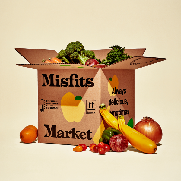 Misfits Market Misshapen Produce Delivery Service