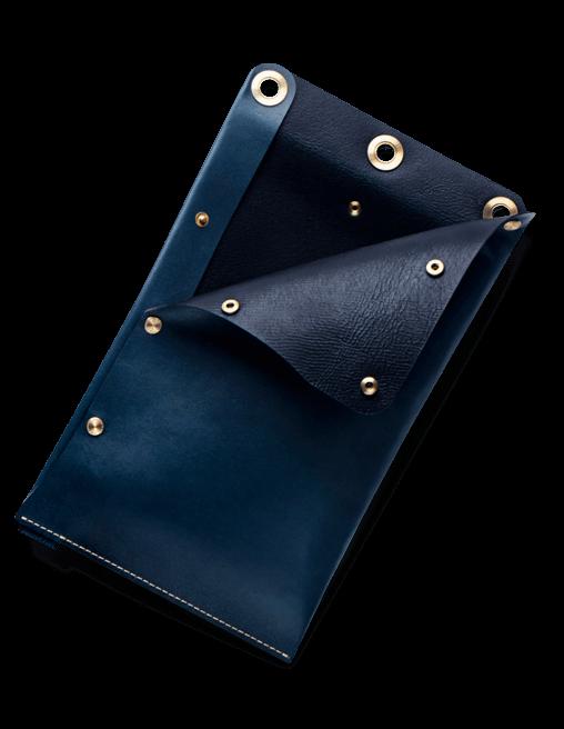 Ezra Arthur Flat Dopp Kit