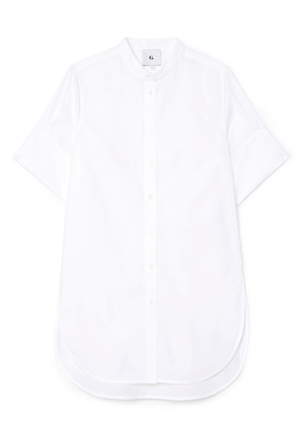 G. Label ash short sleeve blouse
