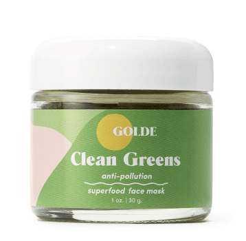 Golde Clean Greens Anti-Pollution Face Mask