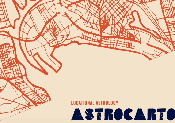 Astrocarto Locational Astrology Reading