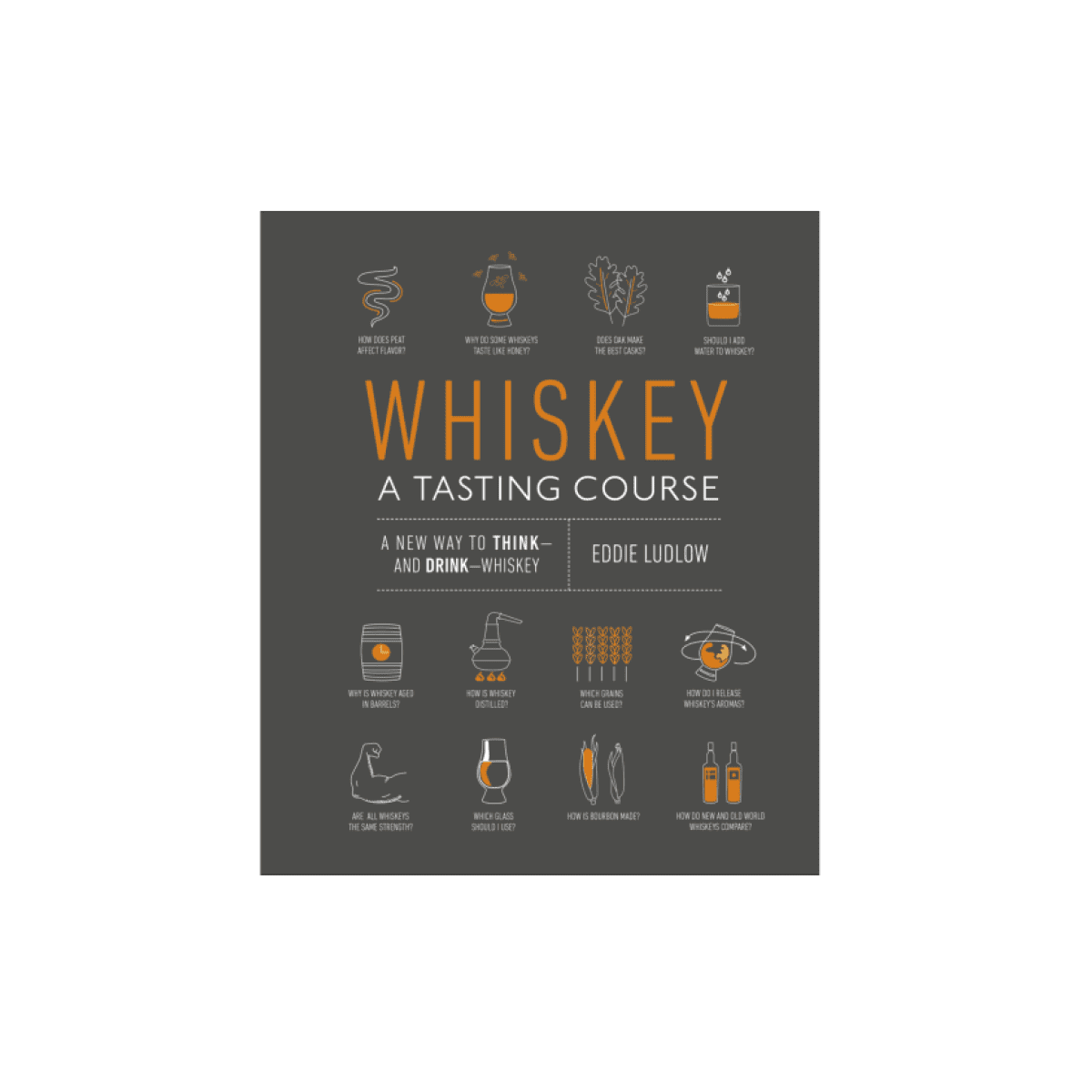Penguin Random House Whiskey: A Tasting Course