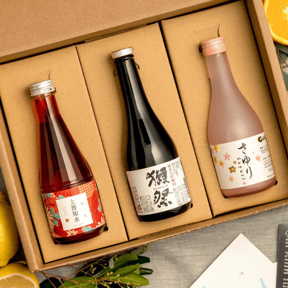 Tippsy Sake Monthly Sake Subscription