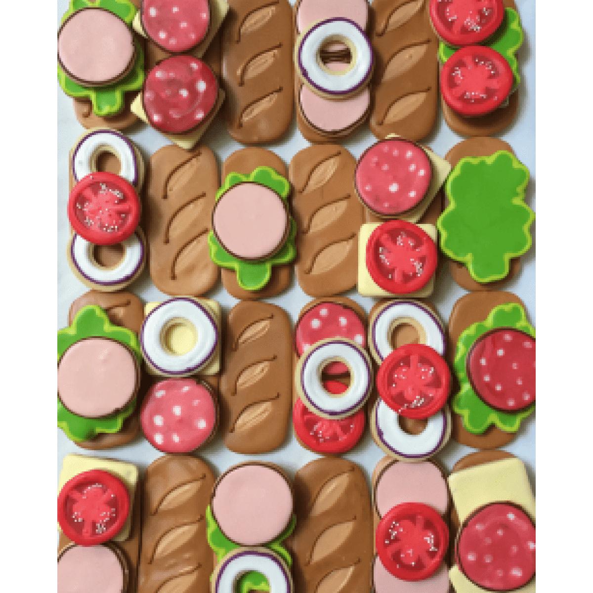 Lindsey Bakes Hyper-Custom Cookies