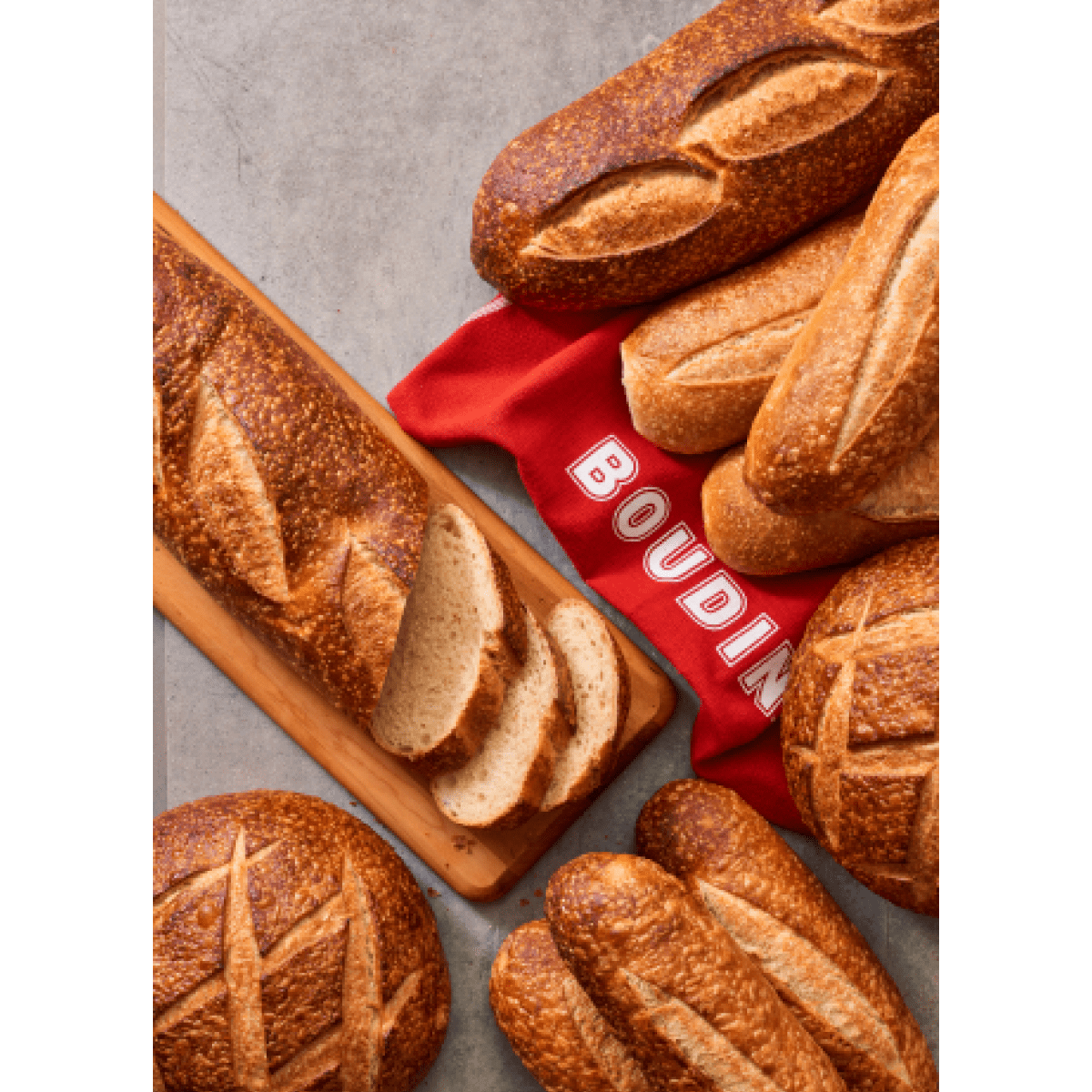 Boudin Bakery Specialty Bread Club