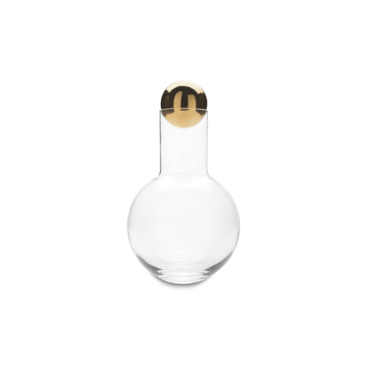 Anna Karlin Hand-Blown Glass Decanter