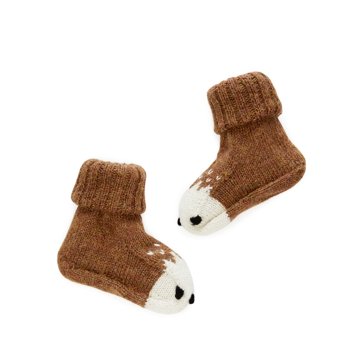 OEUF NYC Bambi Animal Booties