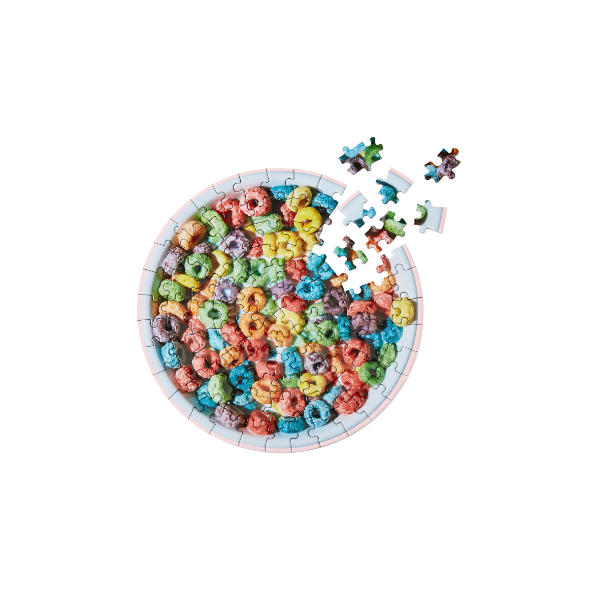 Areaware The Cereal Puzzle