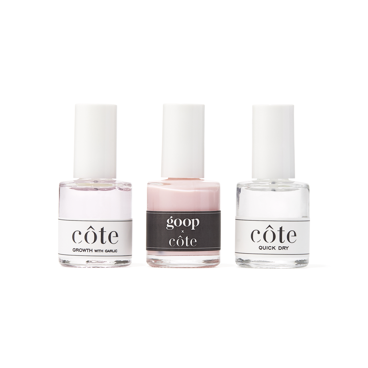 Cote Nail Trio Set