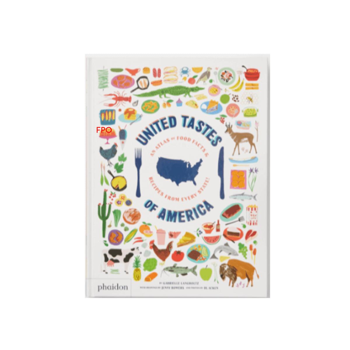 Phaidon United Tastes of America