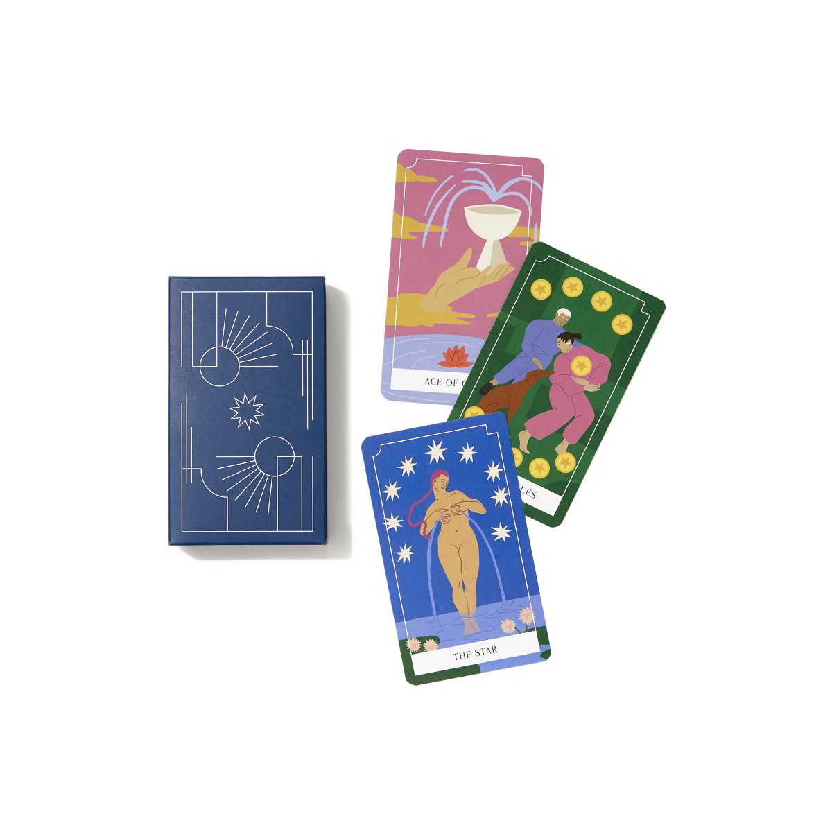 Chronicle Books Neo Tarot Deck