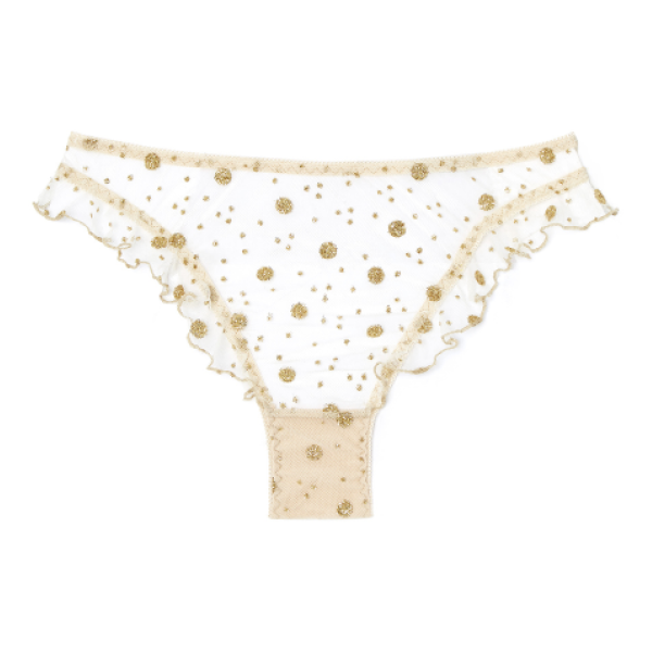 Le Petit Trou Polka Dot Briefs Intimate