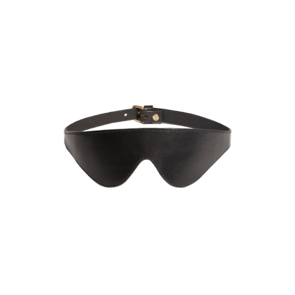 Fleet Ilya Leather Blindfold