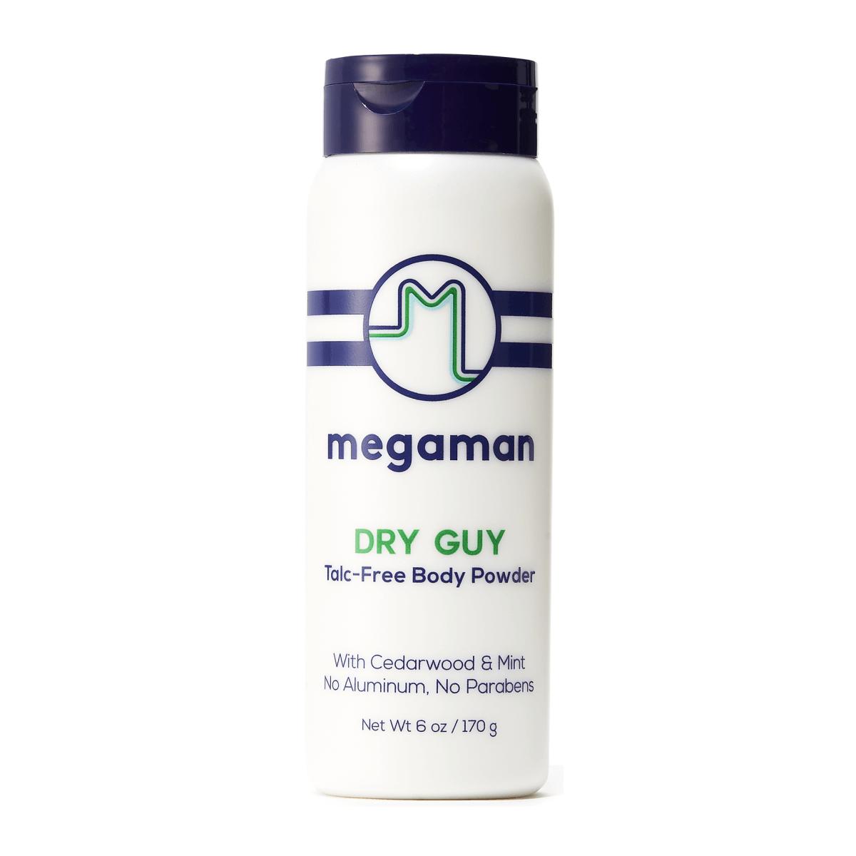 Megababe Megaman Dry Guy
