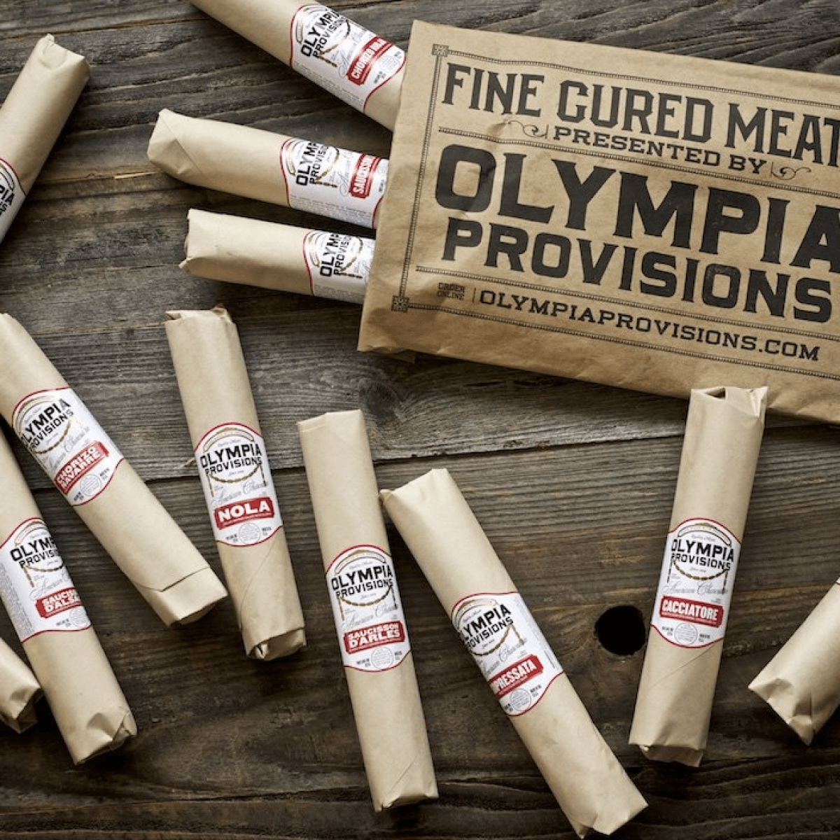 Olympia Provisions Salami Subscription