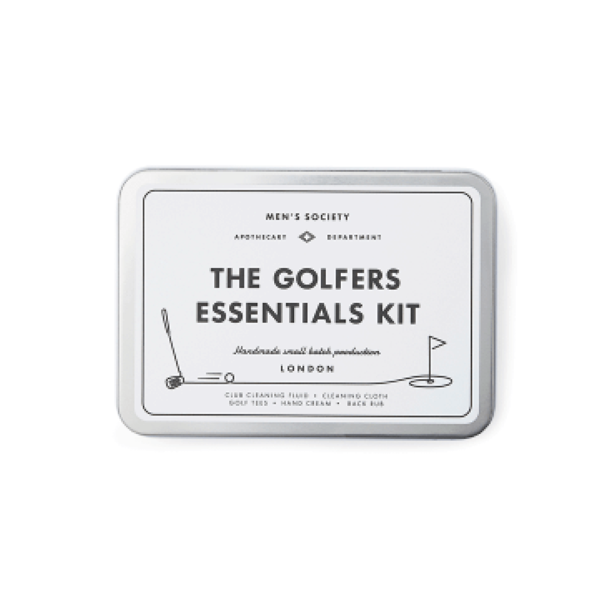 Men's Society The Golfer's Essentials Kit