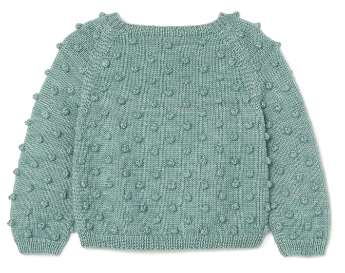 Misha & Puff Popcorn Sweater