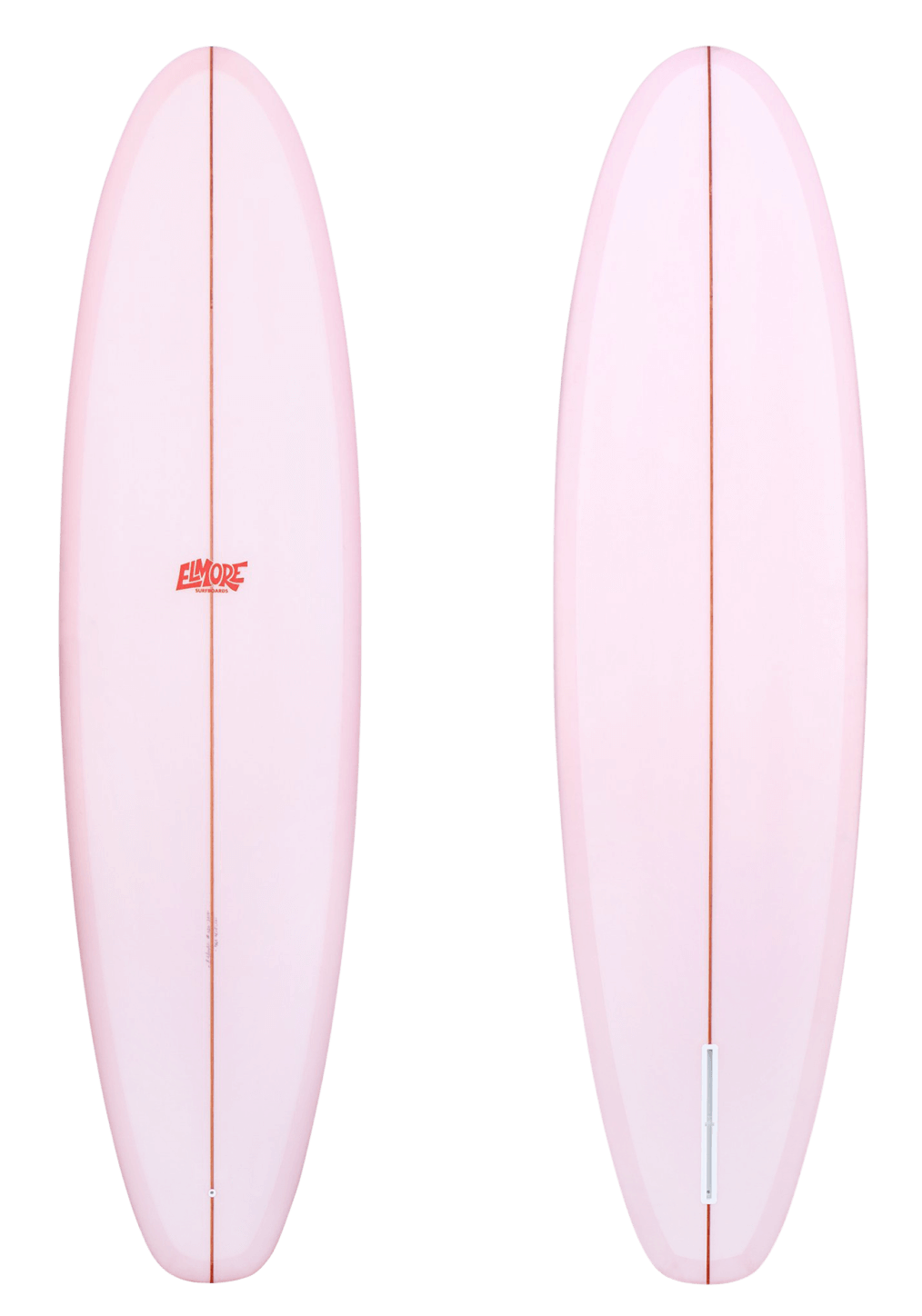 Mollusk 7 1 Elmore Pusher Surfboard