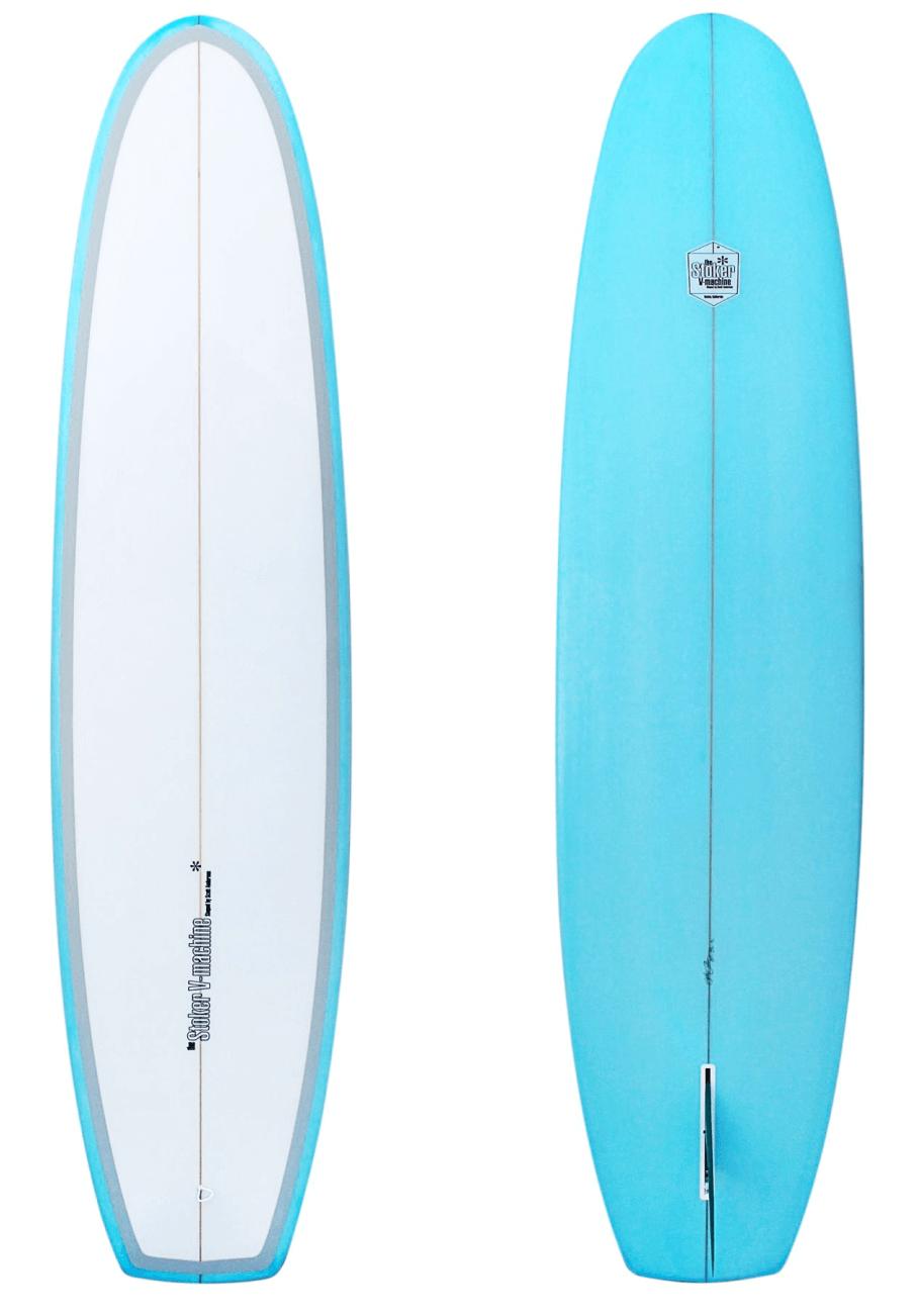 Mollusk 8 0 Anderson Stoker V8 Surfboard